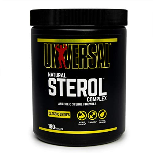 Universal Nutrition Natural Sterol …