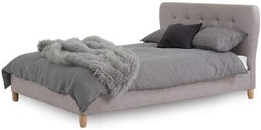 Cooper Grey Double Bed