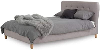 Cooper Grey Double Bed