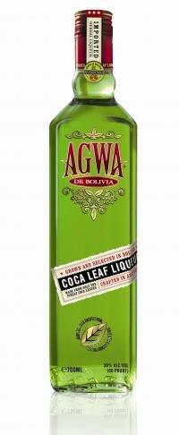 Sparpaket AGWA de BOLIVIA - Coca Liqueur 3 x 0,7 Liter