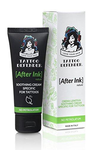 Tattoo Defender After Ink Nature - Crema Lenitiva...