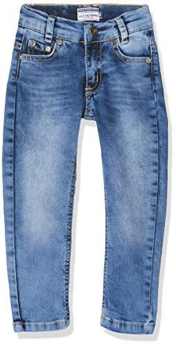 Salt & Pepper Mädchen 03120294 Jeans, Blau (Original 099), (Herstellergröße: 104)