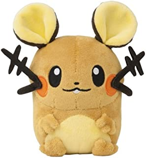 Pokemon Center Original Dedenne Plush Doll by Pokemon Center