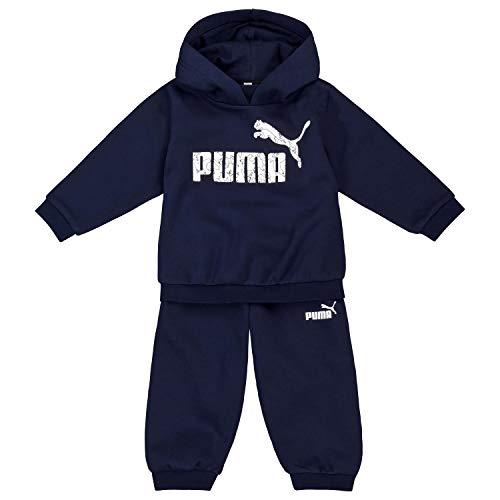 PUMA Baby Jogginganzug Minicats No. 1 Logo Jogger 580691 Peacoat 104