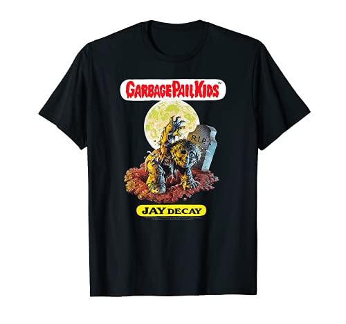 Garbage Pail Kids Jay Decay T-shirt T-Shirt