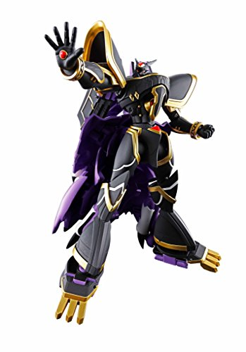 BANDAI Tamashii Nations Digimon Adventure Digivolving Spirits Action Figure 05 Alphamon (Dorumon) 16 cm