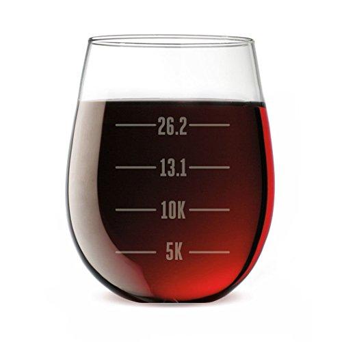 Runner Wine Glasses