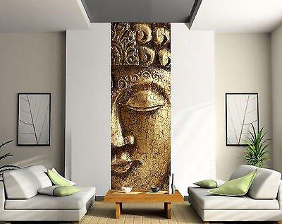 Wandsticker, einzigartige Wanddekoration, Buddha, Referenznr. 2014, 56x160cm
