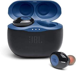 Jbl JBLT125TWSBLU Słuchawki Douszne, Niebieski, 1 Zestaw