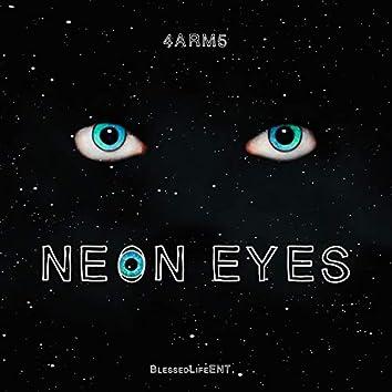 Girl You Got Them Neon Eyes