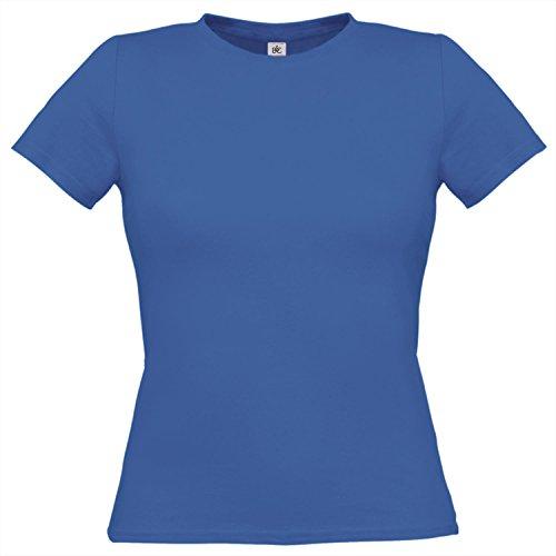 B&C Collection Damen T-Shirt Royal Blue*