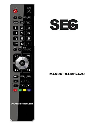 Mando TV SEG MADRID[NL]