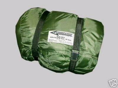 Commando pilot sac de couchage-olive