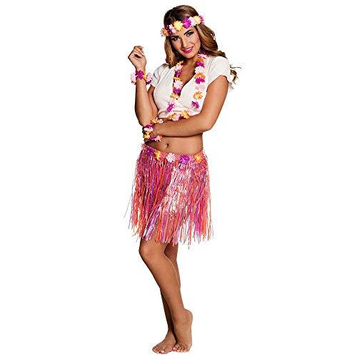 Boland 52430 – Costume Set Kiki, 1 Bandeau, 1 Collier et 2 Bracelets et 1 Rock