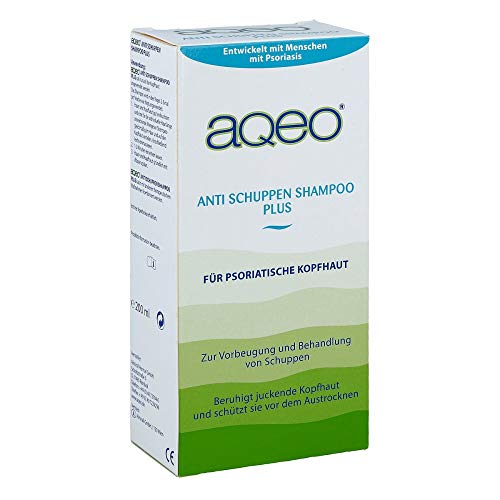 AQEO Anti Schuppenshampoo Plus 200 ml