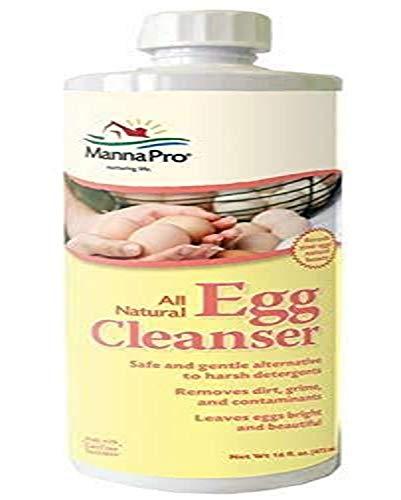 Manna Pro-Farm 667743 Egg Cleanser, 16 oz