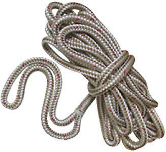 DOCKLINE Double Braid 3/4 X 25FT WHITE by New England Ropes