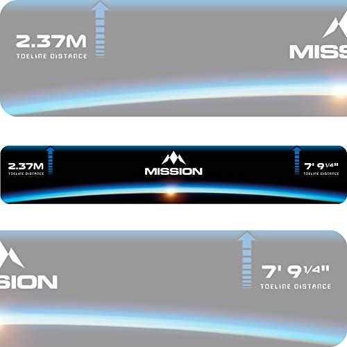 Ligne de tir - Pas de Tir adhésif - Mission Throw Line - Horizon