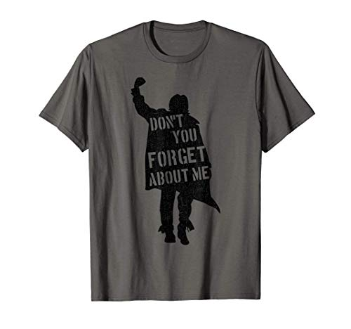 Breakfast Club Don't You Forget About Me Silhouette T-Shirt