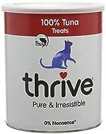 Thrive Cat 100% Tuna Treats Maxitube, 180g