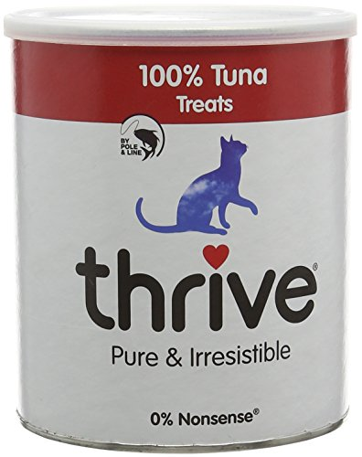 Thrive kat 100% Thunvis Snacks MaxiTube