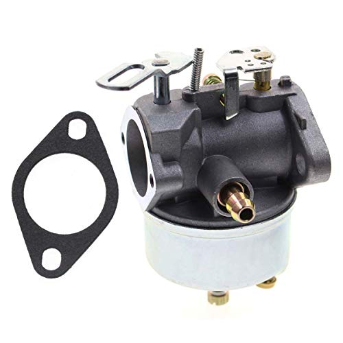 MOTOALL 640052 Adjustable Carburetor for John Deere Snow blowers 526 726 732 826 1032 Carb