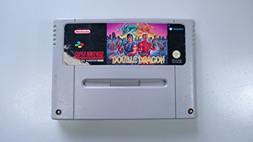 Super Double Dragon - SNES Spiel - Model No.: SNSP-006 - SNSP-NOE [für SNES Super Nintendo, PAL]