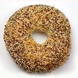 12 Fresh New York Bagels - Everything
