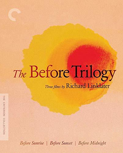 Before Trilogy. The (Before Sunrise. Sunset & Midnight) (Criterion Collection) (3 Blu-Ray) [Edizione: Regno Unito]