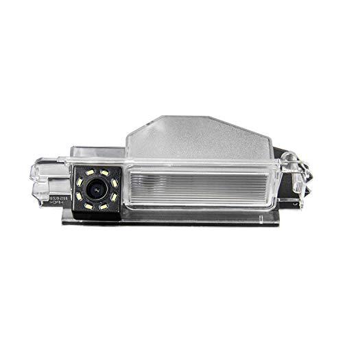 HD 720p Telecamera per portellone posteriore, visione notturna, impermeabile, telecamera posteriore per Renault Dacia Duster March Sandero Stepway II 2 2011-2015