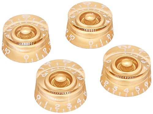 Gibson Gear PRSK-020 Speed Knobs, Gold