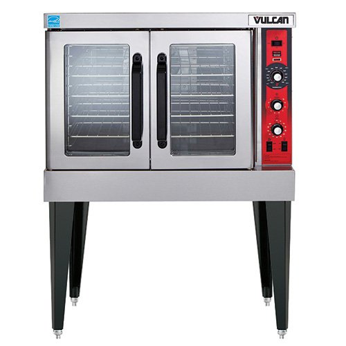 Vulcan VC5GD Natural Gas Convection Oven, Single Deck with Legs