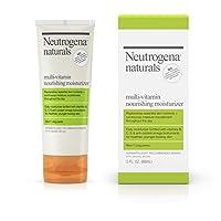 Neutrogena Naturals, Multi-Vitamin Nourishing Moisturizer, 3 fl oz (88 ml)