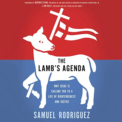 The Lamb's Agenda audiobook cover art