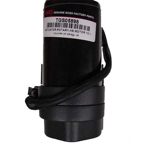 Review Of Boss Part # TGS05898 - Rotary Actuator HS Motor - Boss Spreader Motor