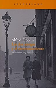 Las dos amigas y el envenenamiento par Alfred Döblin