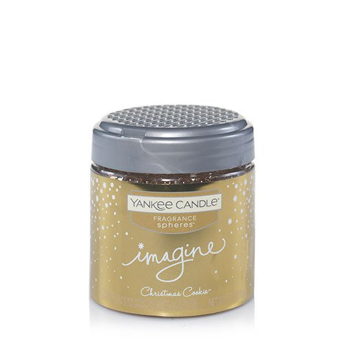 Yankee Candle Christmas Cookie ( Imagine ) Home Fragrance Spheres Odor Neutralizing Beads