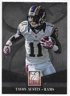 Tavon Austin 2014 Elite St. Louis Rams Card #91
