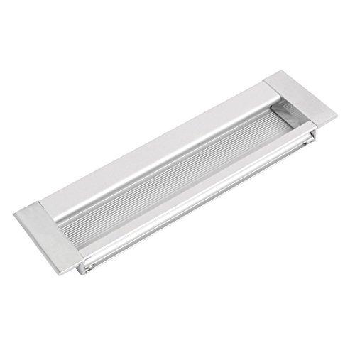 DealMux rectangular uñeros del gabinete del cajón deslizante manija de la puerta del armario