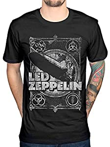 AWDIP Oficial Led Zeppelin Shook Me T-Shirt Black