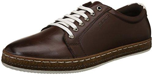 Duke Men's Brown Sneakers-9 UK/India (43 EU)(FWOL365)