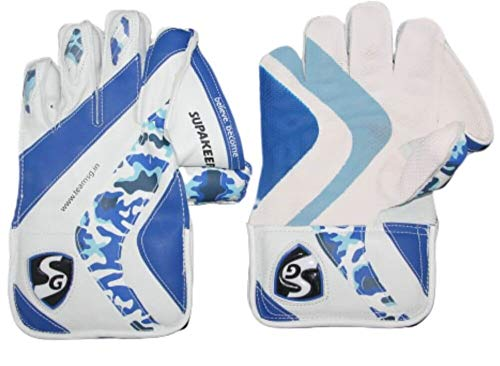 SG Supakeep Wicket Keeping Gloves Mens Size
