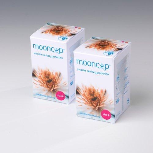 Mooncup - La Coppetta Mestruale - Taglia A