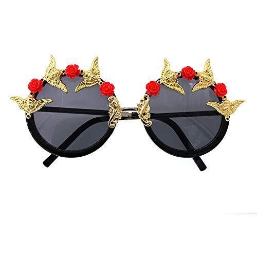 Occhiali da sole da donna tendenza occhiali da sole estate protezione solare occhiali da sole ali occhiali da sole performance foto puntelli occhiali da sole