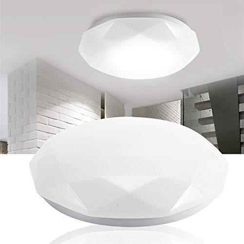 ZWD Iluminación empotrada Inteligente LED Downlight Luz de Techo Ajustable Blanco + RGB Función de sincronización Smartphone App Regulable