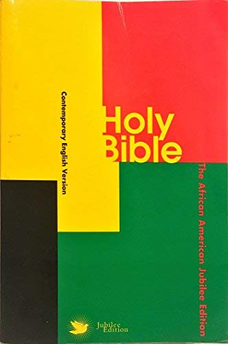 Compare Textbook Prices for Holy Bible : African American Jubilee Edition : Contemporary English Version Bibles  ISBN 9781585160204 by Version, Contemporary English