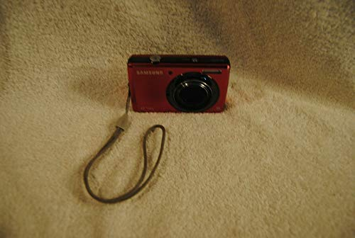Best Prices! Samsung SL620 12.2MP Digital Camera Red Tested Good Still Works No Charger.