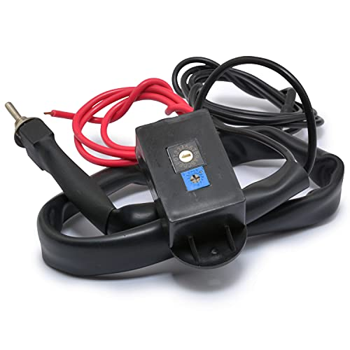 Easyboost Drehzahlbegrenzer für alle Zündung Roller 50ccm Aerox Bw\'s Kymco Trekker Speedfight Jog Schaltmoped AM6 Derbi für 2 und 4 Takt Motor einlauf Einfahren