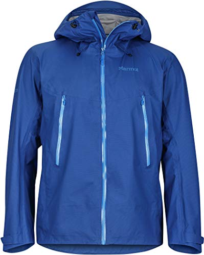 Marmot Red Star Jacket, heren, hardshell regenjas, winddicht, waterdicht, ademend