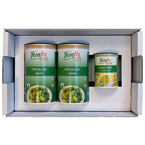 Feinfix Classic 2x für Salate 800g Vorratspackung inkl. kleiner Überraschung